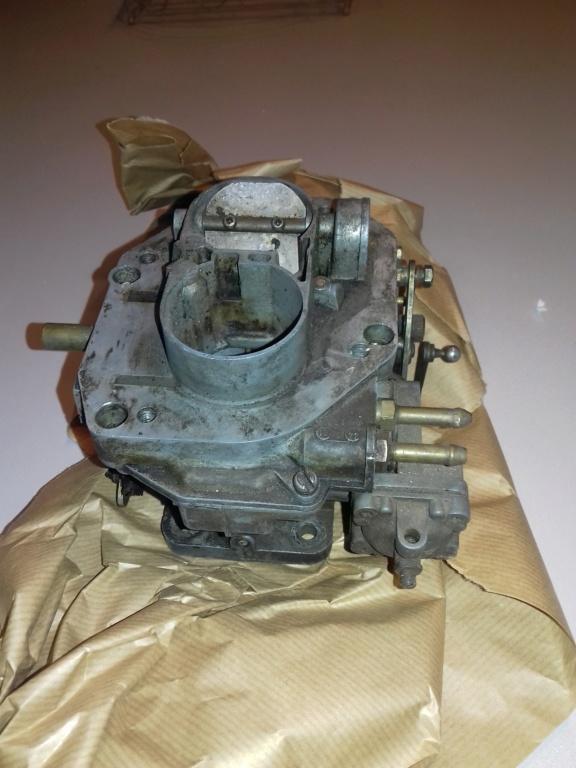 Montage carburateur solex 32/35 cicsa  20190213