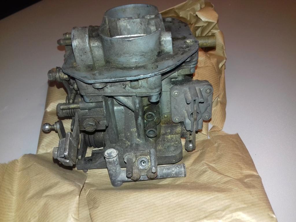 Montage carburateur solex 32/35 cicsa  20190214