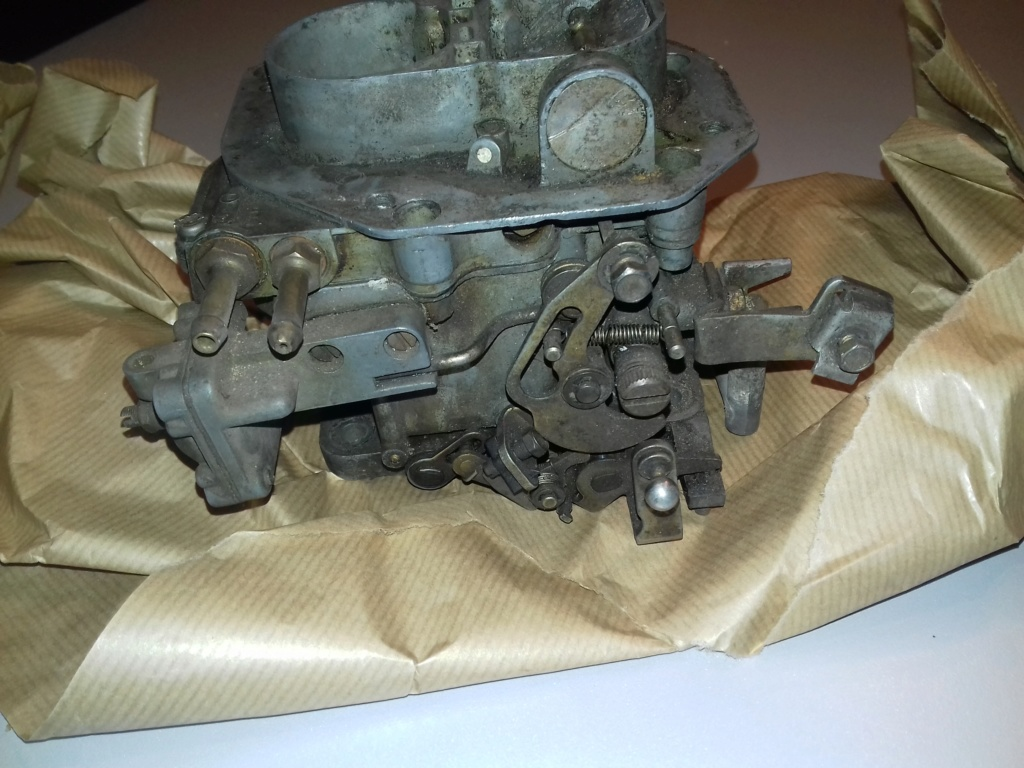 Montage carburateur solex 32/35 cicsa  20190215