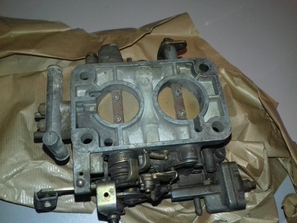 Montage carburateur solex 32/35 cicsa  20190216