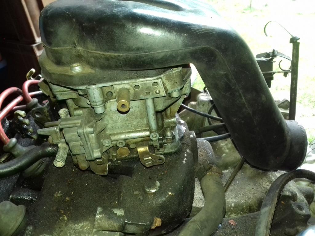 Montage carburateur solex 32/35 cicsa  20190310