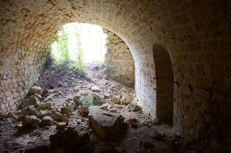 Visite du Fort de Brimont 1210