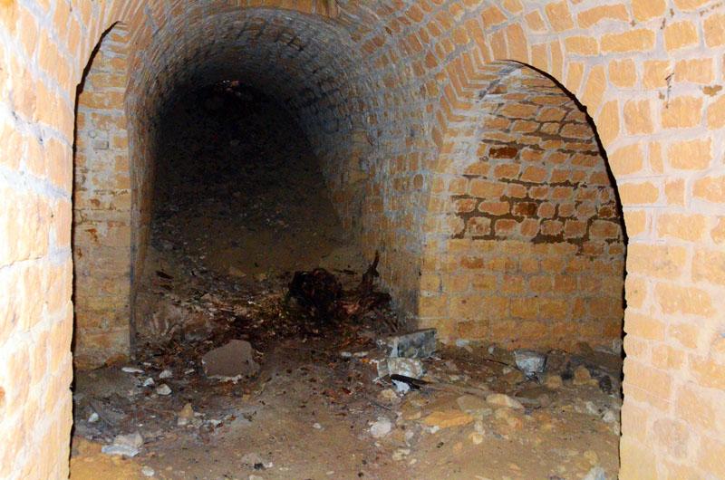 Visite du Fort de Brimont 1410