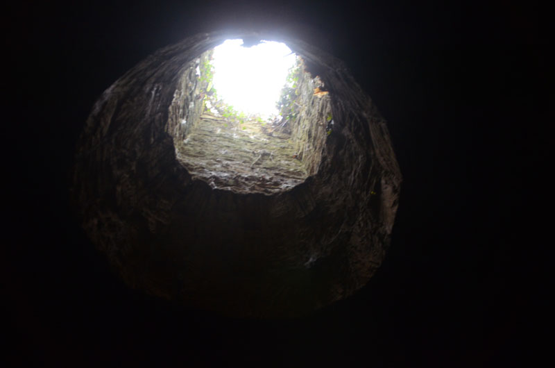 Visite du Fort de Brimont 1510