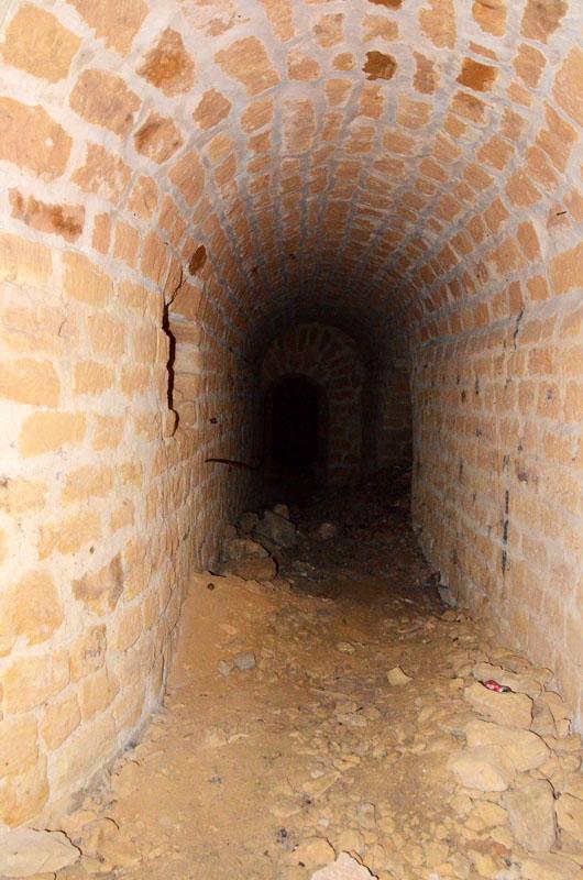 Visite du Fort de Brimont 1610