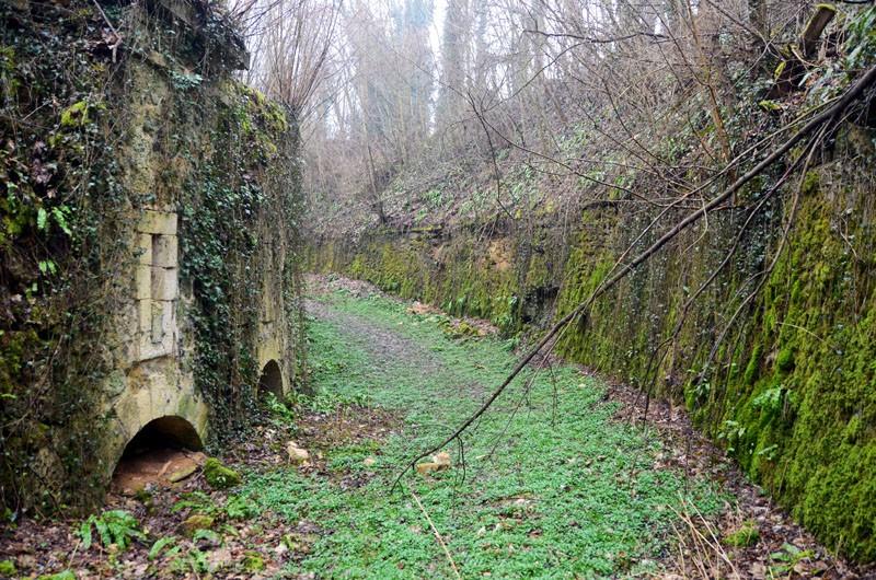 Visite du Fort de Brimont 1810