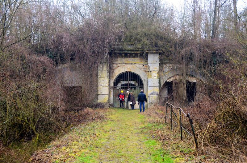 Visite du Fort de Brimont 210