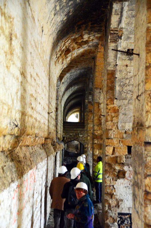 Visite du Fort de Brimont 2110