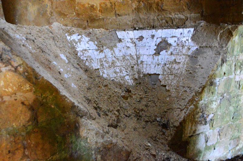 Visite du Fort de Brimont 2410