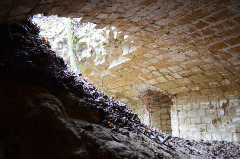 Visite du Fort de Brimont 3310