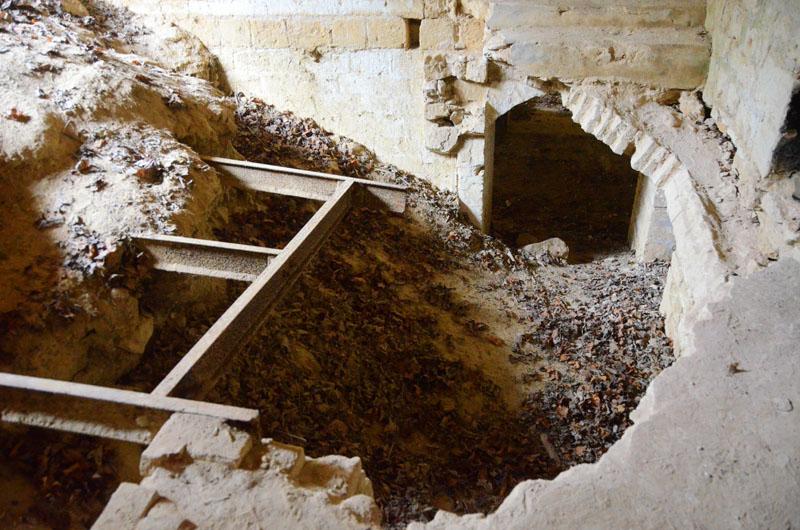 Visite du Fort de Brimont 3410