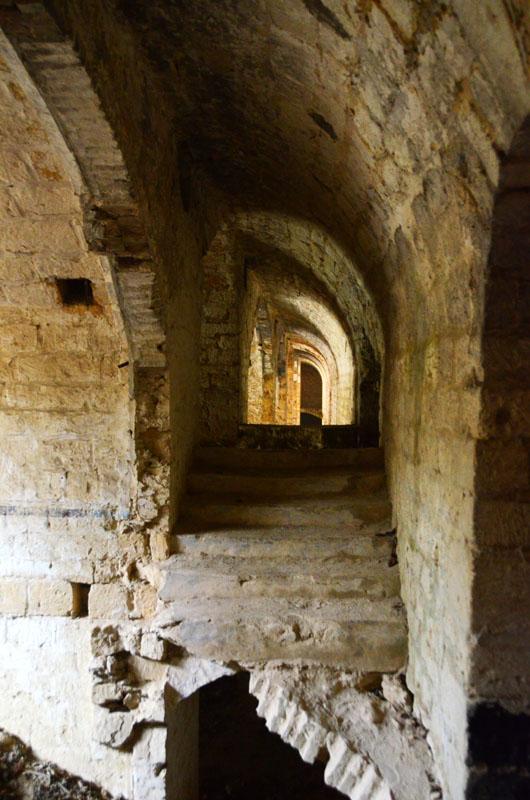 Visite du Fort de Brimont 3510