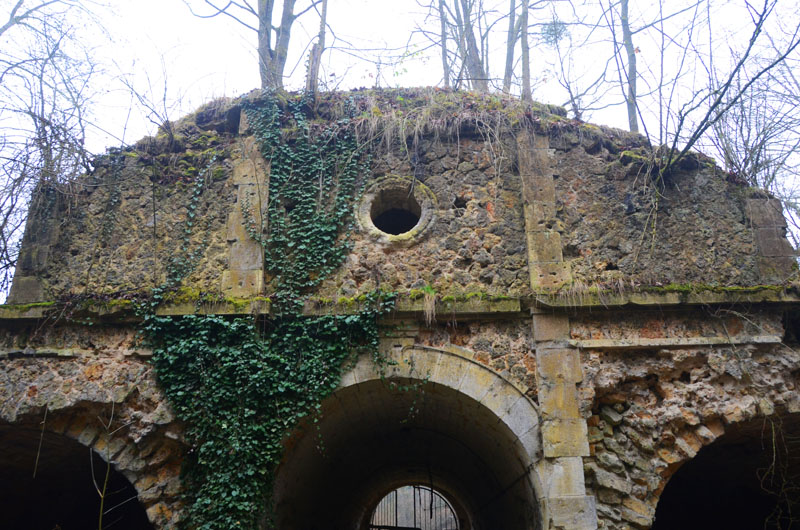 Visite du Fort de Brimont 3710