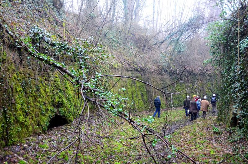 Visite du Fort de Brimont 710