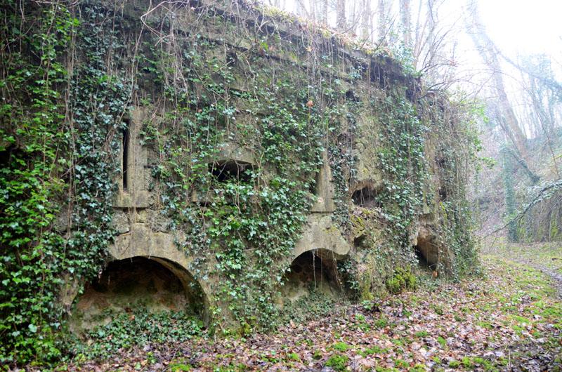 Visite du Fort de Brimont 910