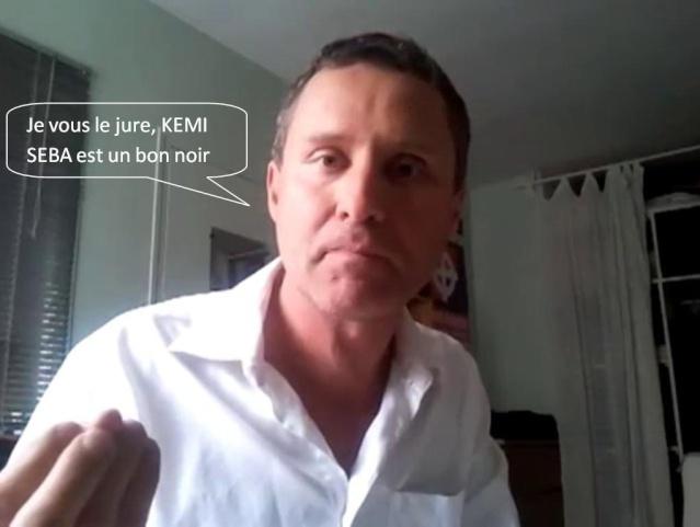 Message de Kémi Séba aux « chances pour la France »  44034711