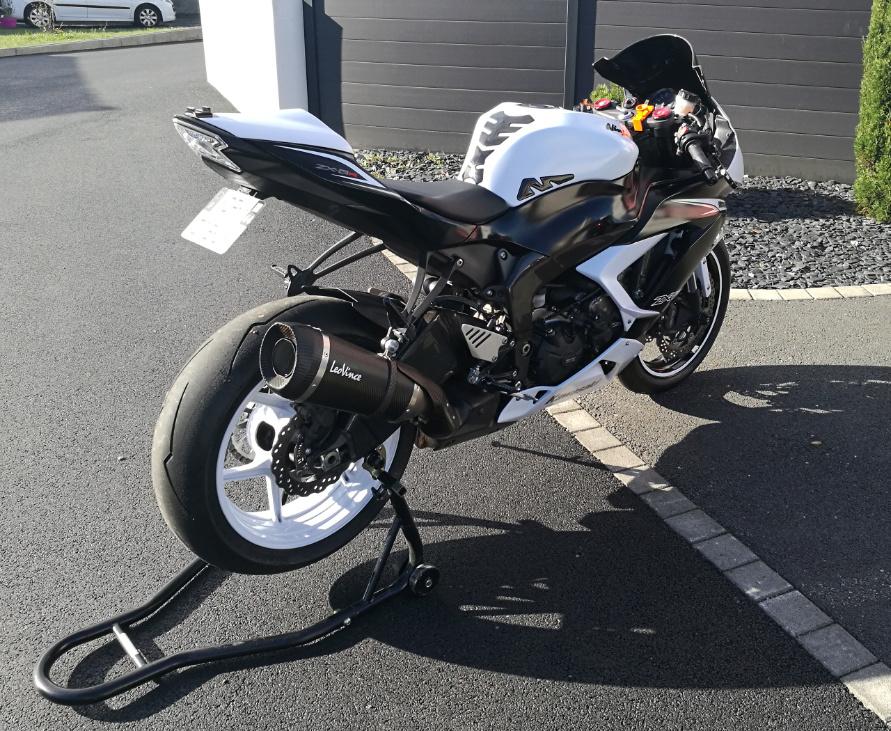 Kawasaki 636 2013 21000km 8200€ => 7500€ - Excellent état 310