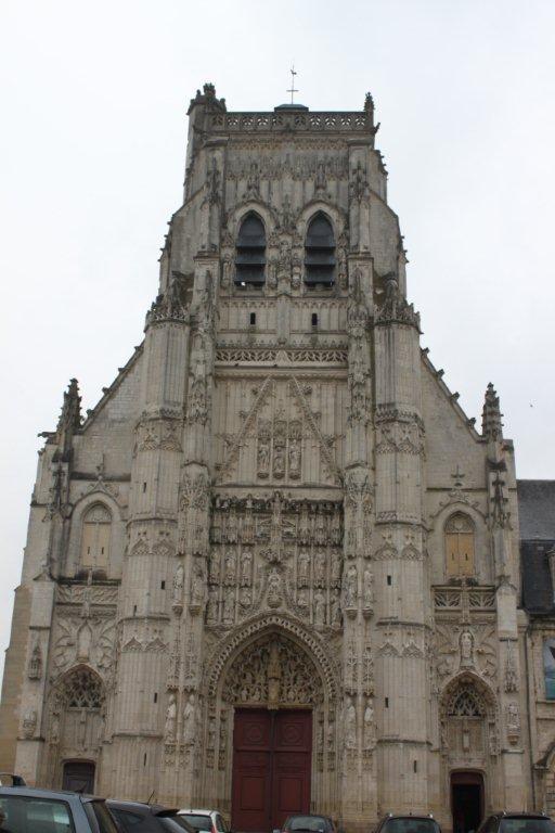 Saint-Riquier dans la Somme 2013_010