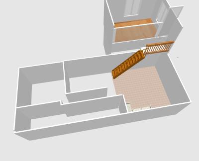 conseil pour reorganiser un espace de 40m² ( choix table de repas ! on vote svp p3) Mika10