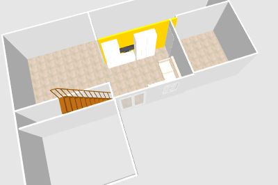 conseil pour reorganiser un espace de 40m² ( choix table de repas ! on vote svp p3) Mika110