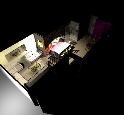 conseil pour reorganiser un espace de 40m² ( choix table de repas ! on vote svp p3) - Page 2 Mikanu10