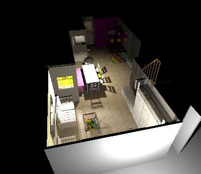 conseil pour reorganiser un espace de 40m² ( choix table de repas ! on vote svp p3) - Page 2 Mikanu13