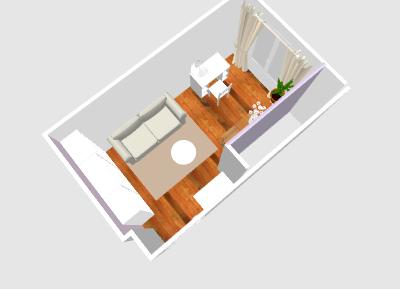 Conseils pour un salon cosy et lumineux Thursd21