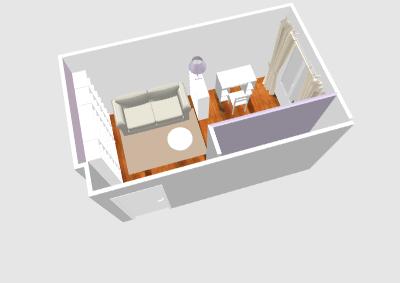 Conseils pour un salon cosy et lumineux Thursd22