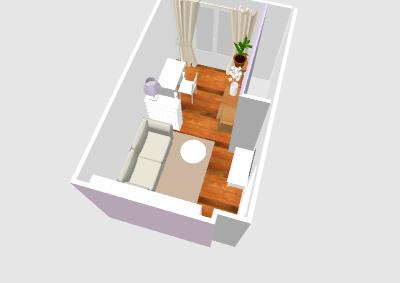 Conseils pour un salon cosy et lumineux Thursd23