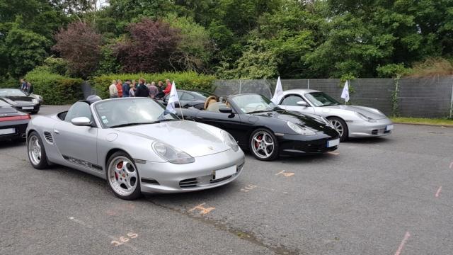 Rassemblement statique de Porsche en IdF / 2eme dimanche de chaques mois Boxste12