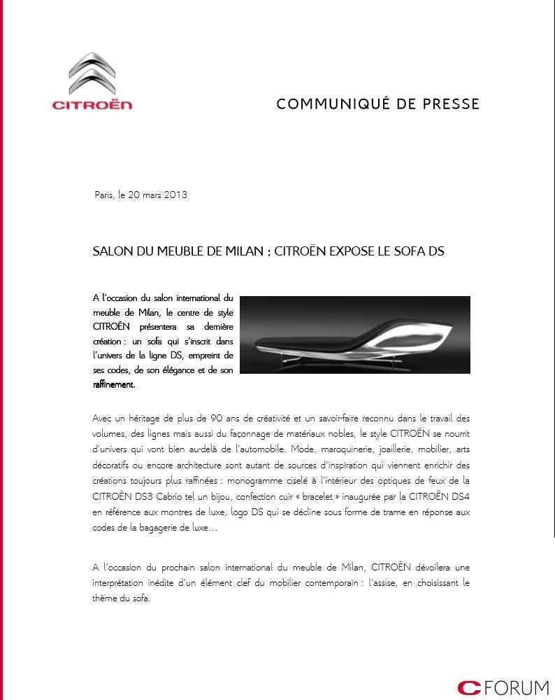 [INFORMATION] Ligne DS : produits dérivés 111110