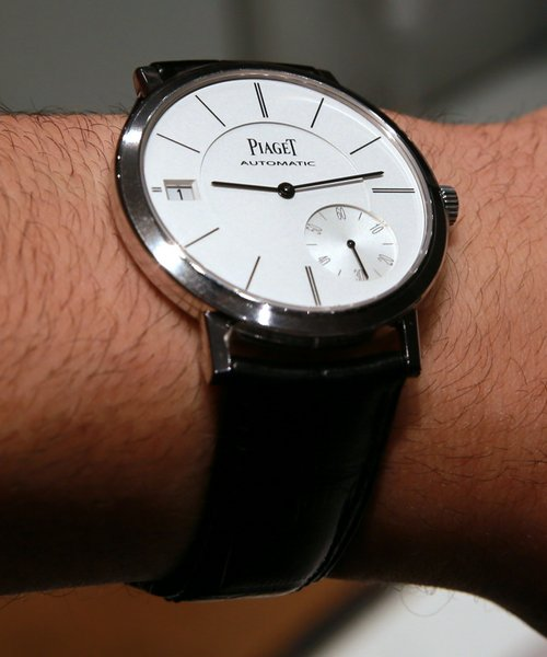 Piaget Altiplano Date 09-h2010