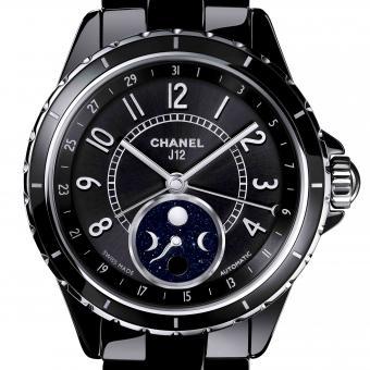 Chanel J12 Phase de Lune Gphg2010