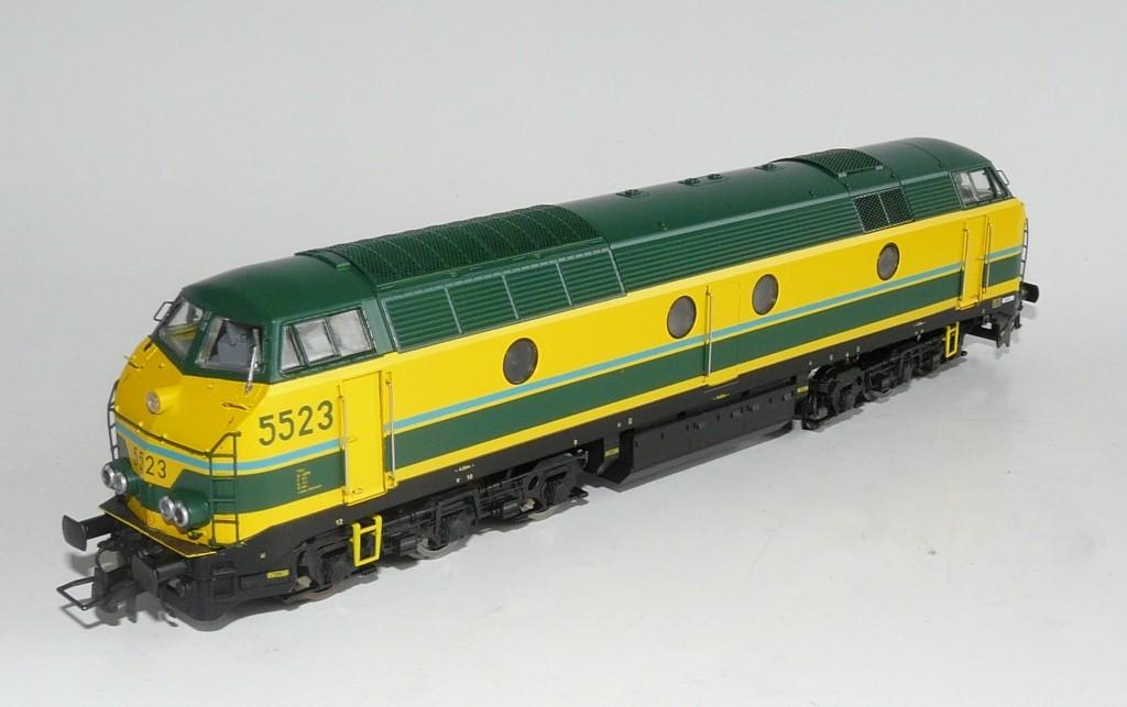 Action 5523 SNCB du TrainMiniatureMagazine - Modelspoormagazine 5523_010