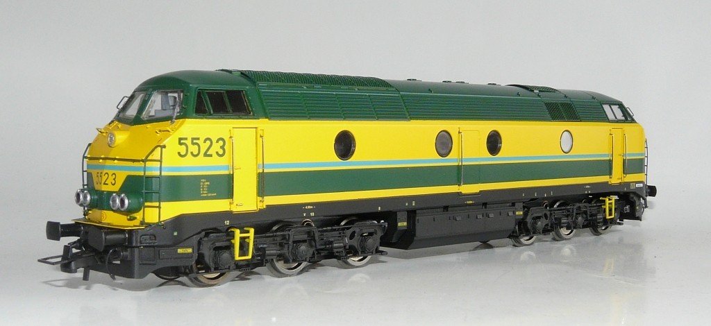 Action 5523 SNCB du TrainMiniatureMagazine - Modelspoormagazine 5523_011