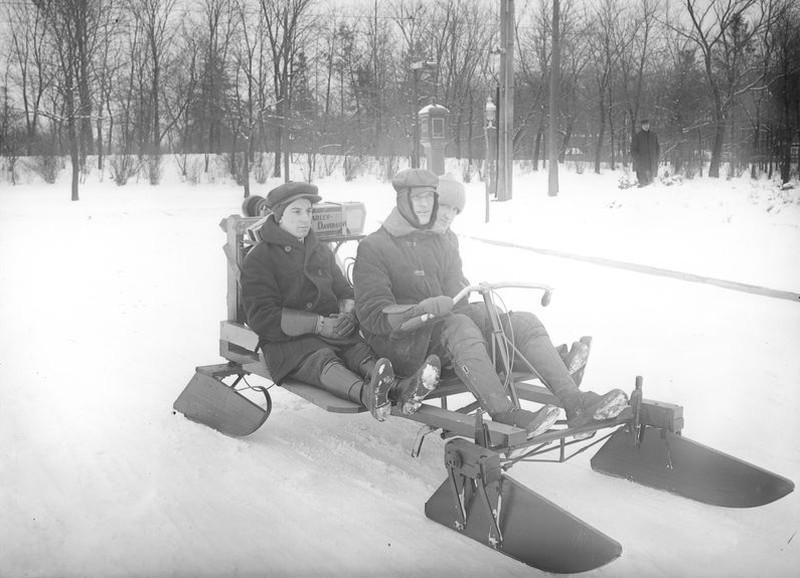 Ice Boat HARLEY certifiée..Harley ...et Servicecar HD 1916ha10