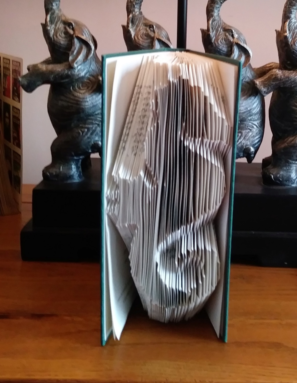 Book Folding. 20200310