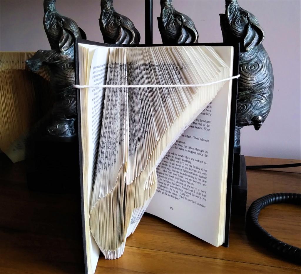 Book Folding. 20200410