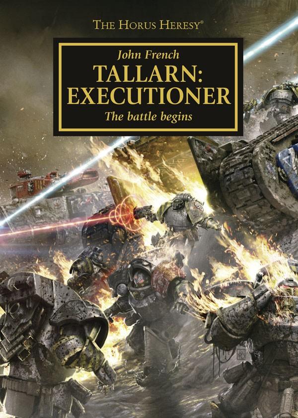 [Horus Heresy] Tallarn: Executioner par John French Tallar10
