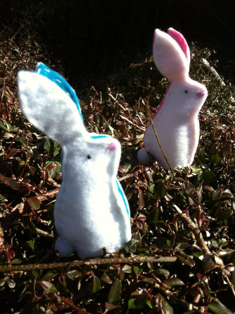 petits lapins en feutrine Img_1619