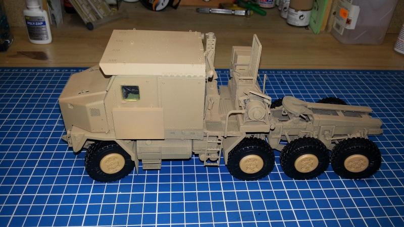 M1070 & M1000 Hobby Boss + photo-découpe E.T. Model 1/35  20130910