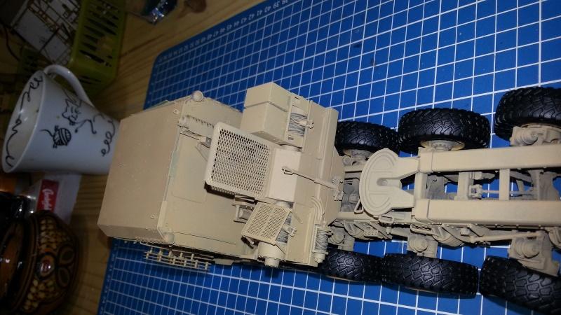 M1070 & M1000 Hobby Boss + photo-découpe E.T. Model 1/35  20130912