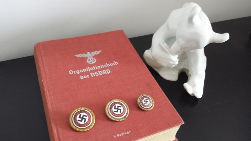 Vos décorations militaires, politiques, civiles allemandes de la ww2 - Page 8 20130810