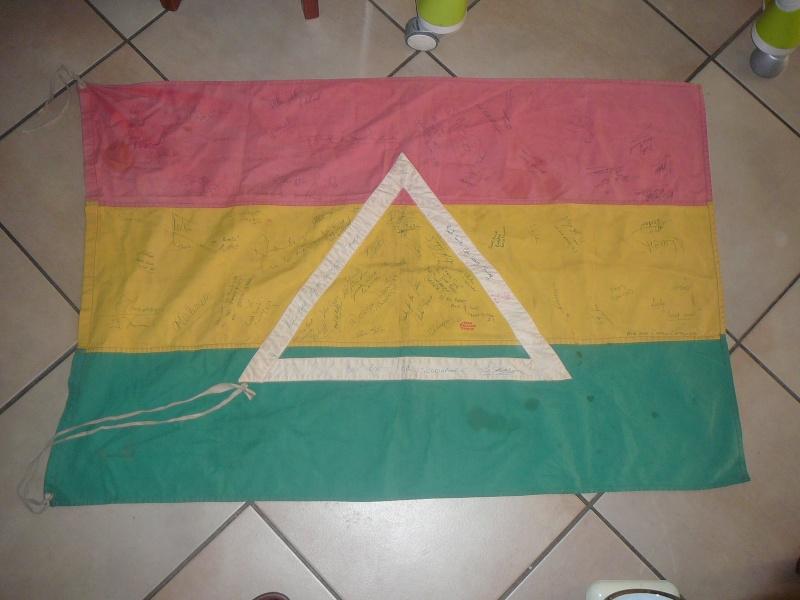 ARGENTINA CAPTURED FLAG DURING THE FALKLANDS WAR P1150010