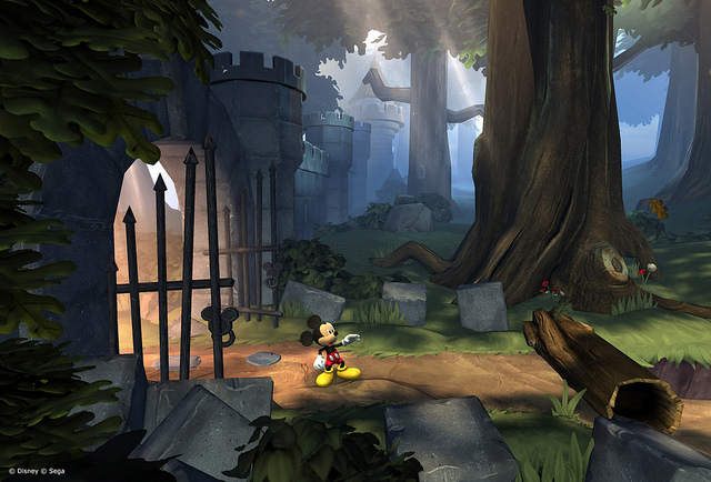 Castle of illusion revisité 86406212