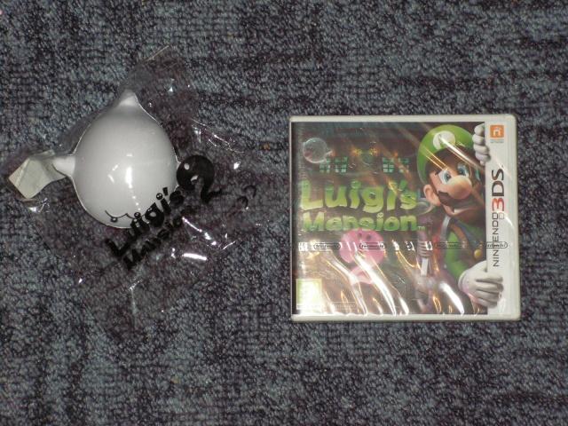 édition limitée pour Luigi's Mansion 2 Pict0322