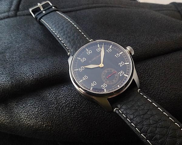 [Vendue] Gerlach RWD-6 petite seconde 170€ Dsc04513