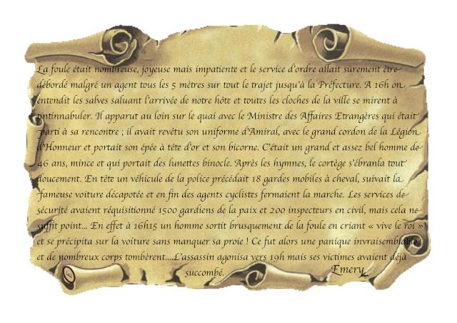 TEXTE E : Assassinat du roi Alexandre Ier et de Louis Barthou le 09/10/1934 Cr-t-e10