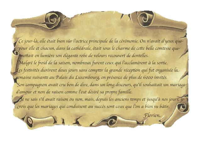 TEXTE F : mariage d' Eugénie de Montijo et Napoléon III 29-30 janvier 1853  Cr-t-f10