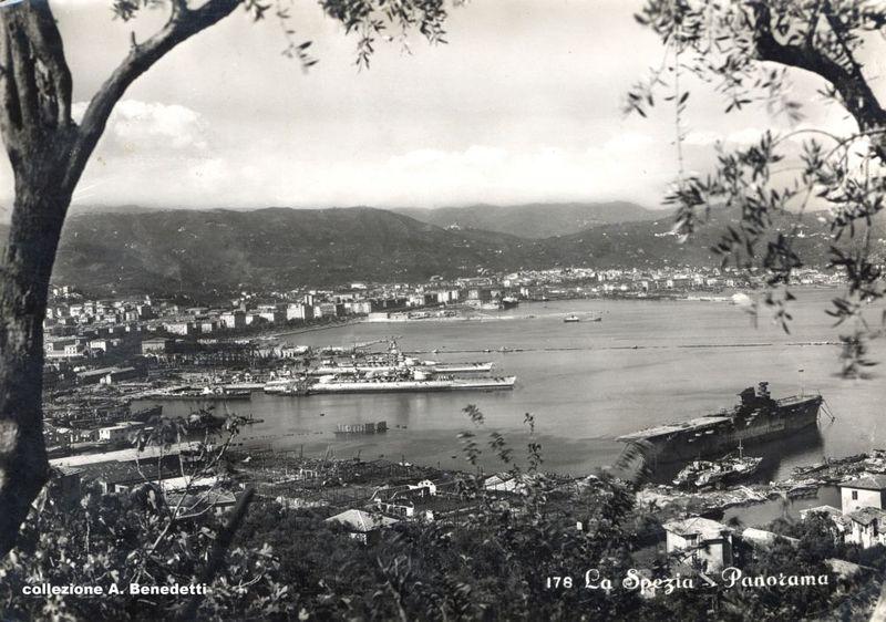 8 septembre 1943,la flotte italienne se rend aux Alliés 1949_a10